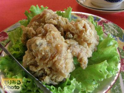 インドネシア風の中華料理@PANDAN GARDEN RESTO