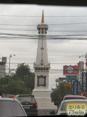 ジョグジャカルタ トゥグの塔