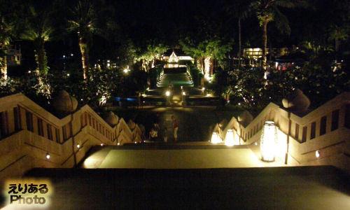 アンサナ ラグーナ プーケット(ANGSANA LAGUNA PHUKET)の夜景