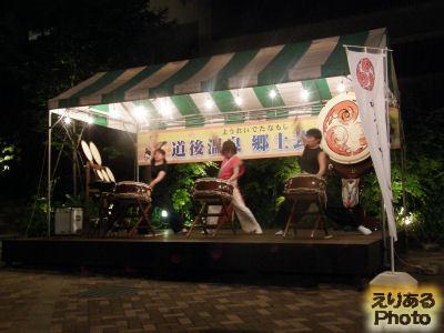 坊ちゃん広場のイベント
