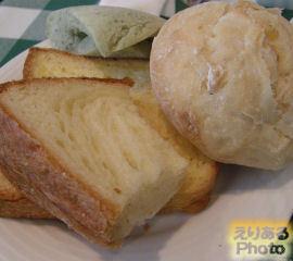パン食べ放題@銀座木村屋3階グリル