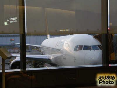 デルタ航空ボーイング767